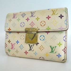 Louis Vuitton M58014 Monogram Wallet***